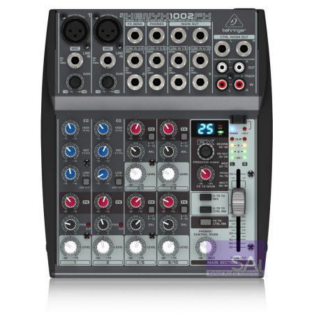 Behringer Xenyx 1002FX Analog Mixer