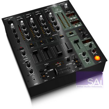 Behringer DJX900USB 5-Channel Pro DJ Mixer