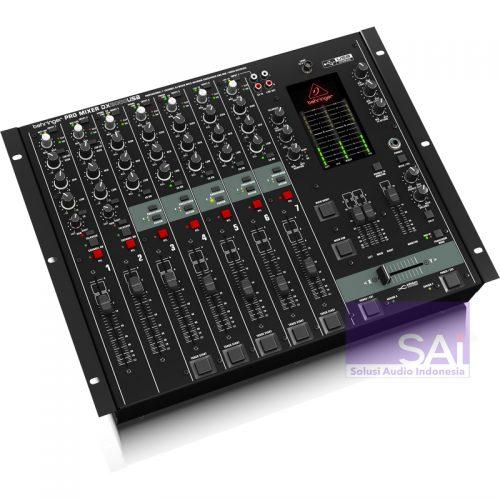 Behringer DX2000USB 7-Channel DJ Mixer