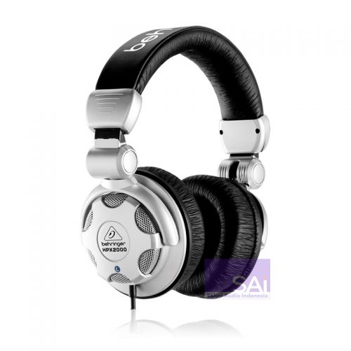 Behringer HPX2000 HD Over Ear DJ Headphone