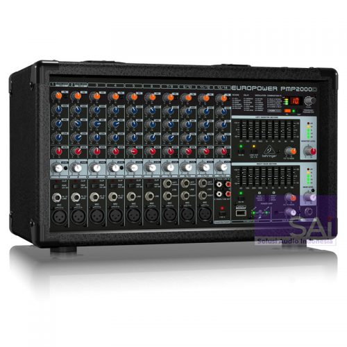 Behringer Europower PMP2000D 14-Channel Powered Mixer
