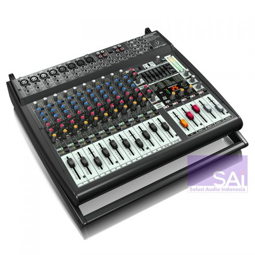 Behringer Europower PMP4000 16-Channel Powered Analog Mixer
