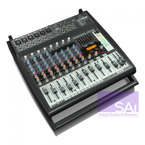 Behringer Europower PMP500 12-Channel Powered Mixer