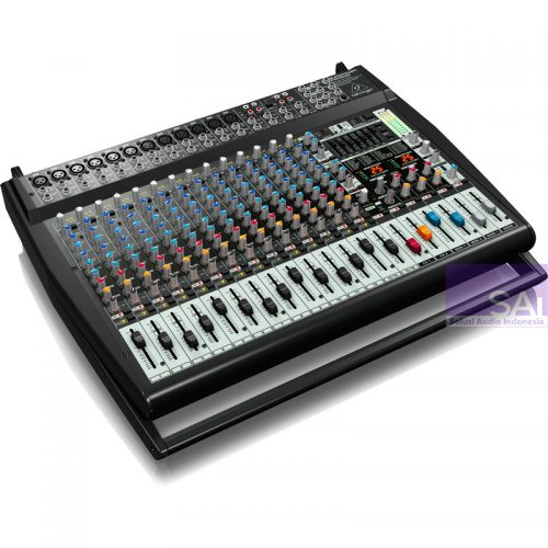 Behringer Europower PMP6000 20-Channel Powered Analog Mixer