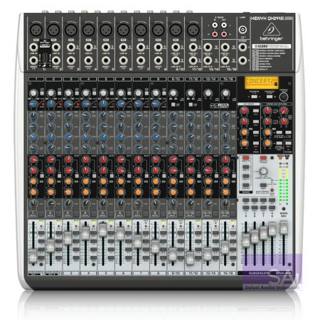 Behringer QX2442 USB Analog Mixer