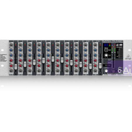 Behringer Eurorack Pro RX1202FX Rackmount Mixer