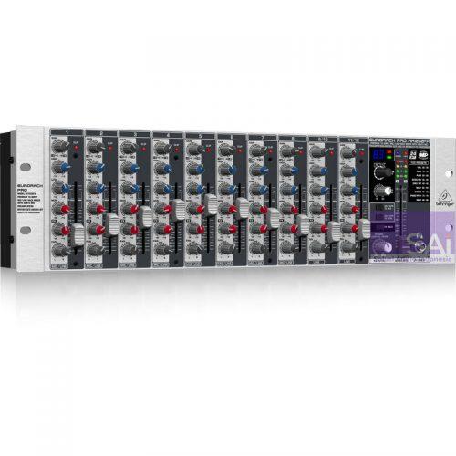 Behringer Eurorack Pro RX1202FX 12-Channel Rackmount Mixer