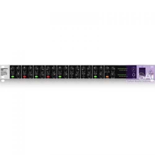 Behringer Eurorack Pro RX1602 8-Channel Rackmount Line Mixer