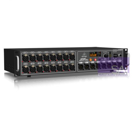 Behringer S16 Digital In-Out Stage Box