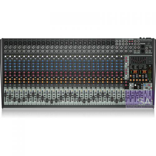 Behringer Eurodesk SX3242FX 32-Channel Analog Mixer