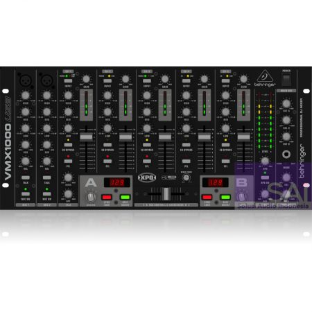 Behringer VMX1000-USB DJ Mixer