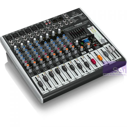 Behringer Xenyx X1222 USB 12-Channel Analog Mixer