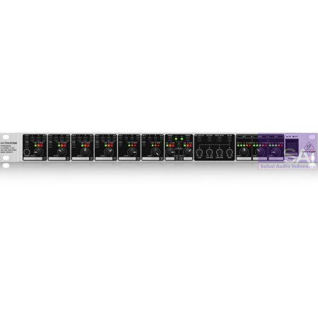 Behringer Ultrazone ZMX-8210 Rackmount Zone Mixer