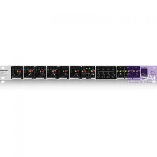 Behringer Ultrazone ZMX8210 8-Channel Rackmount Zone Mixer