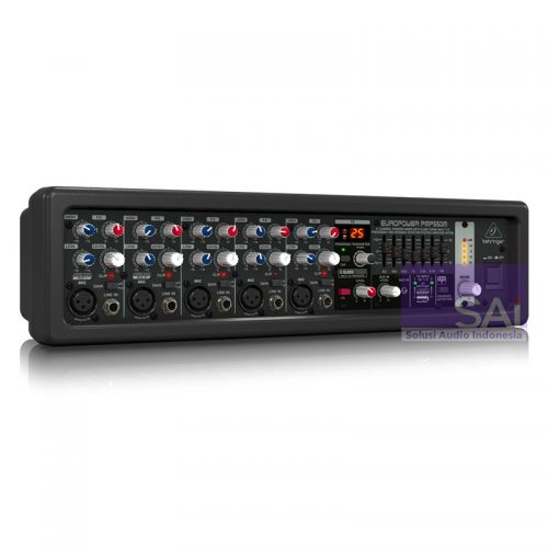 Behringer Europower PMP550M 5-Channel Powered Analog Mixer
