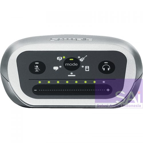 Shure MVi Digital Audio Interface