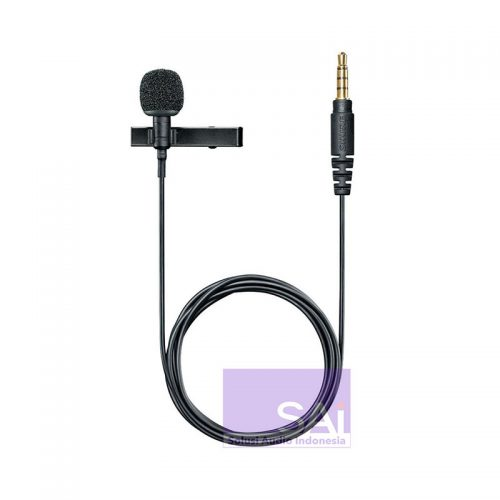 Shure MVL Omnidirectional Condenser Lavalier Microphone
