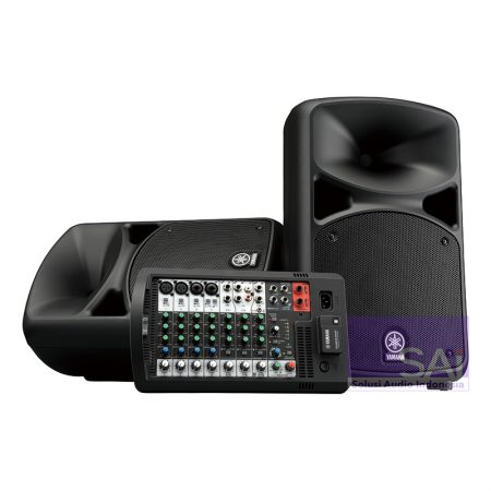 Yamaha Stagepass 600BT Portable PA Speaker System