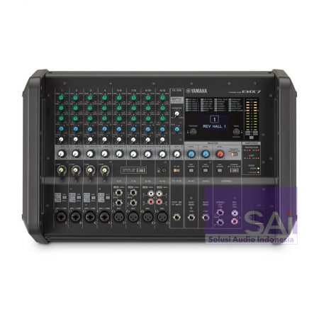 Yamaha EMX7 Power Mixer