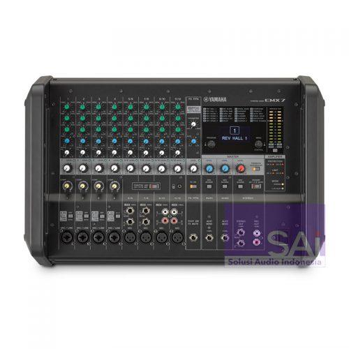 Yamaha EMX7 12-Channel Powered Mixer