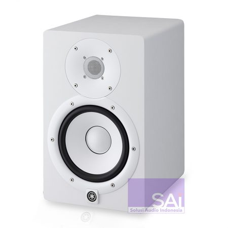 Yamaha HS7 White 6.5″ Active Studio Monitor Speaker
