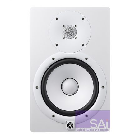 Yamaha HS8 8″ White Active Studio Monitor Speaker