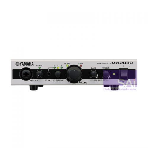 Yamaha MA2030 2-Channel PA System Power Amplifier