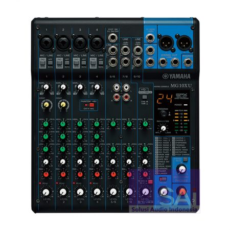 Yamaha MG10XU Analog Mixer