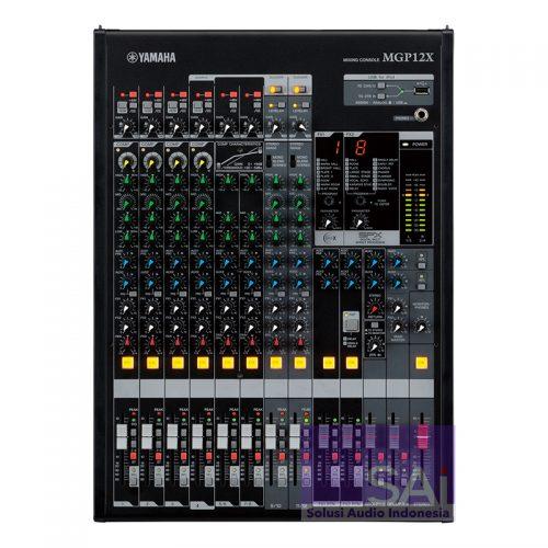 Yamaha MGP12X 12-Channel Analog Mixer (USB+FX)
