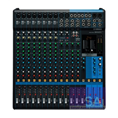 Yamaha MG16XU Analog Mixer