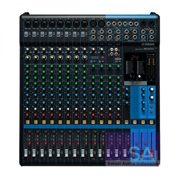 Yamaha MG16XU Original Mixer Analog