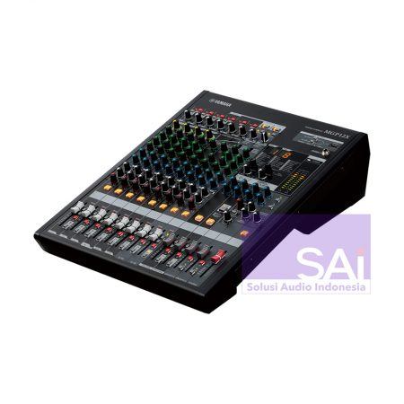 Yamaha MGP12X Mixer Analog