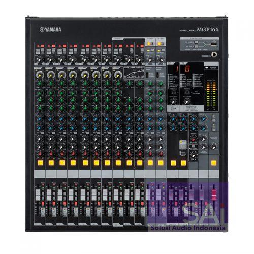 Yamaha MGP16X 16-Channel Analog Mixer (USB+FX)