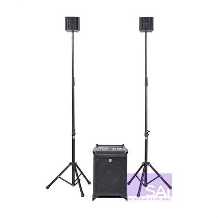 HK Audio LUCAS NANO 602 Stereo System Portable Speaker