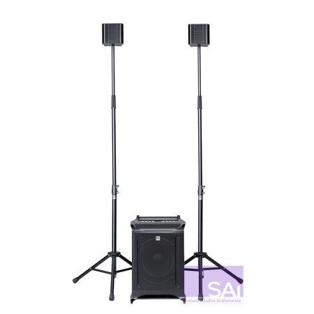 HK Audio LUCAS NANO 605 FX Stereo System Portable Speaker