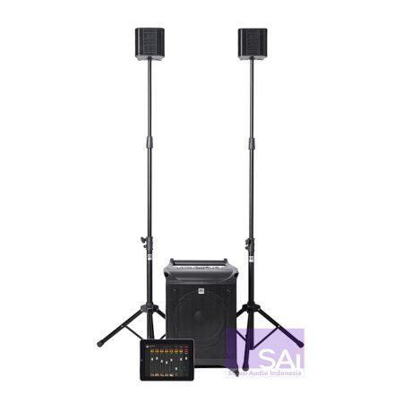 HK Audio LUCAS NANO 608i Stereo System Portable Speaker