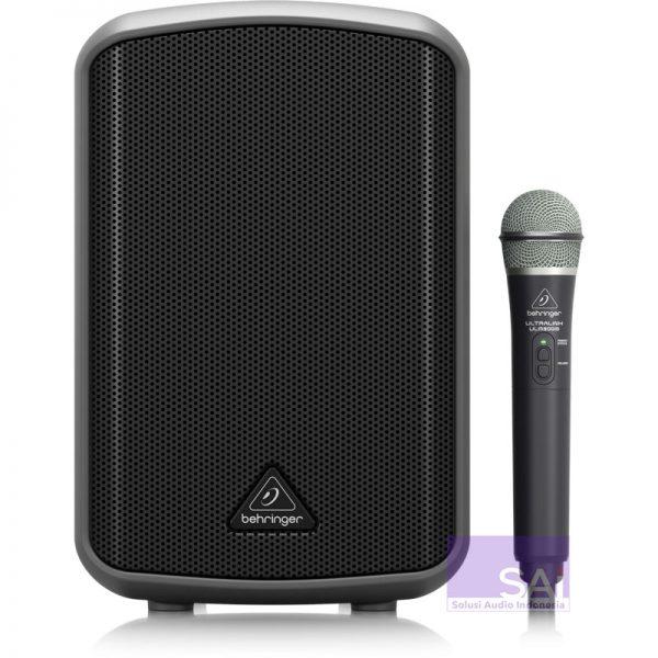 Behringer MPA100BT Portable Speaker Wireless