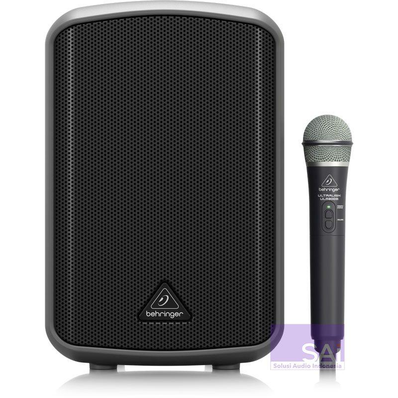 Behringer Europort MPA100BT 6″ Portable Wireless Bluetooth Speaker