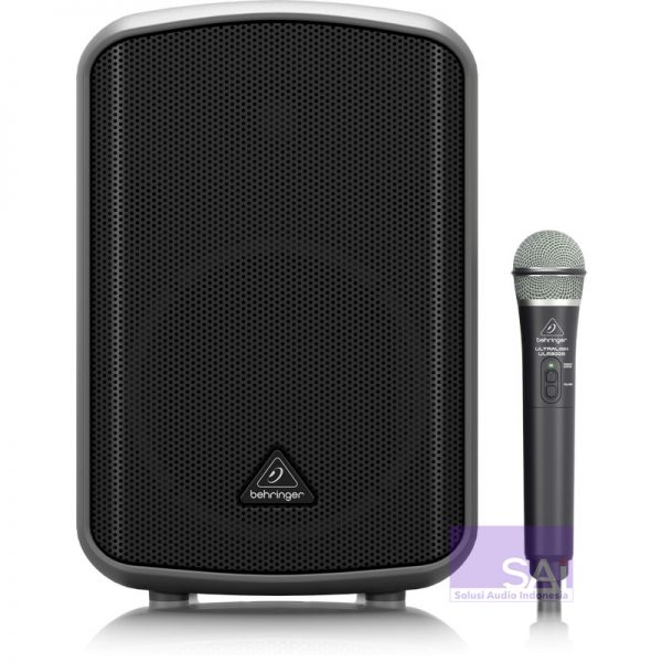 Behringer MPA200BT 8″ Bluetooth Portable Speaker With Mic