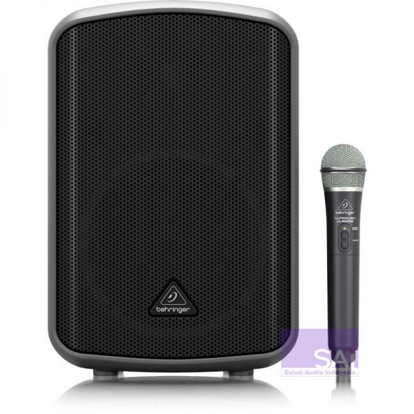 Behringer MPA200BT Speaker Portable Front