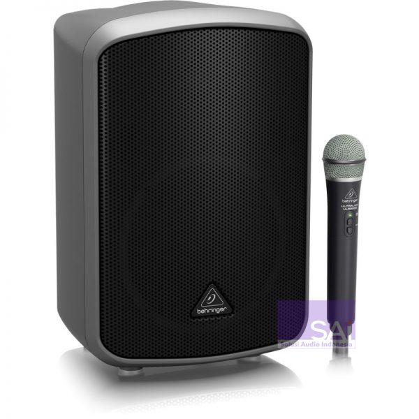 Behringer MPA200BT Speaker Portable Side