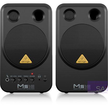 Behringer MS16 Speaker Aktif Monitor