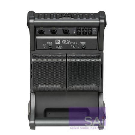HK Audio LUCAS NANO 305 FX Portable Speaker