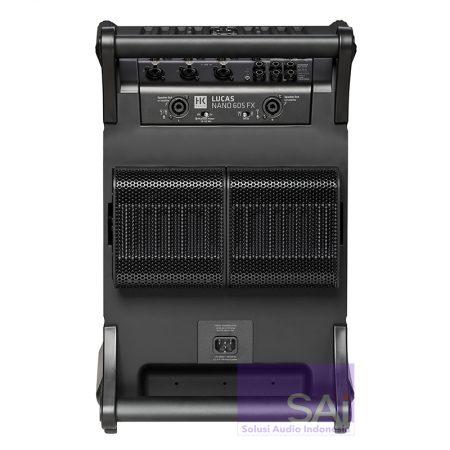 HK Audio LUCAS NANO 605FX Portable Speaker