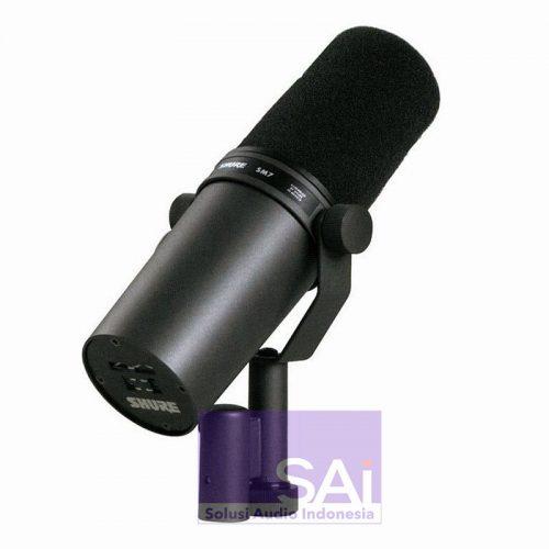 Shure SM7B Studio Vocal Microphone