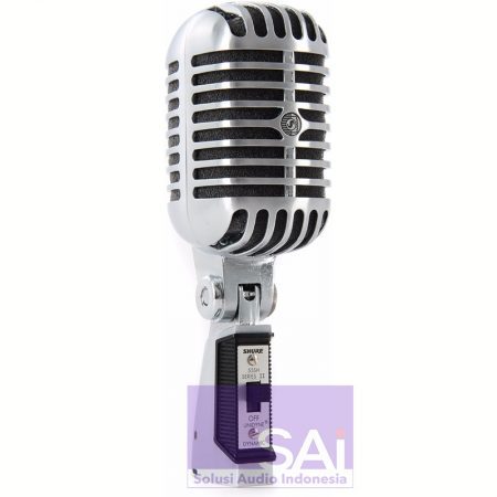 "Shure 55SH II Legendary ""Elvis"" Microphone"