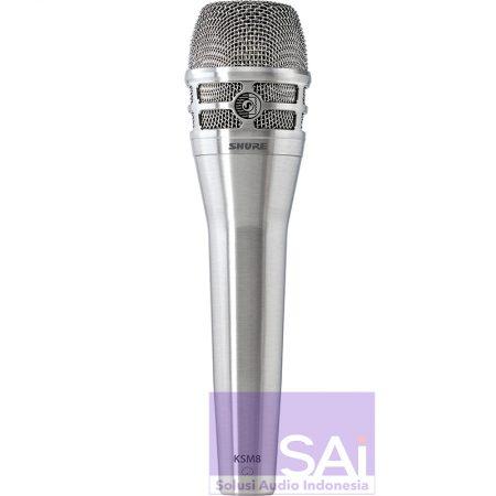 Shure KSM8 Dualdyne Cardioid Dynamic Vocal Microphone