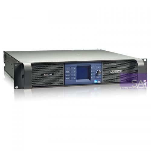 Turbosound TAM 20000DP 4-Channel Professional Power Amplifier