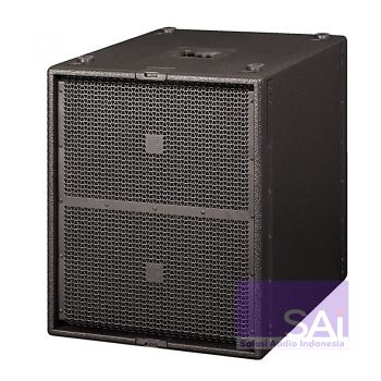 HK Audio CDR 210 C 2 x 10″ Passive Line Array Subwoofe...