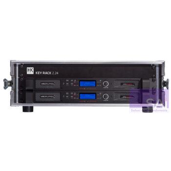 HK Audio Key Rack 2.24 Management Amplifier